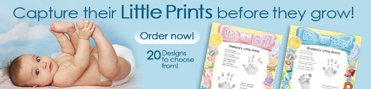 Little Prints Kit