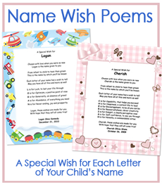 Name Wish Poems