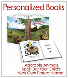 Perfect Name For You Personalized Books