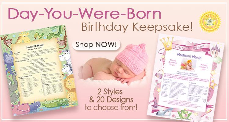 Baby Keepsake Gifts