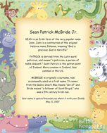 Free name meaning certificate templates gallery certificate free name meaning certificate templates gallery certificate name meaning keepsake print for baby child boy or yadclub Images